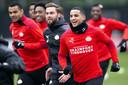 Mohamed Ihattaren is terug bij PSV.