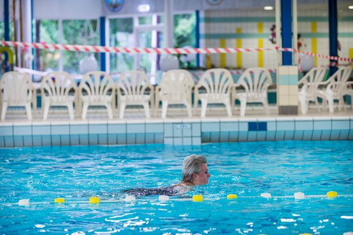 Zwembad 't Spilbroek in Neede.