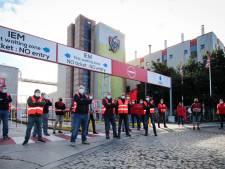 AB InBev: la FGTB dément toute agressivité de la part des grévistes