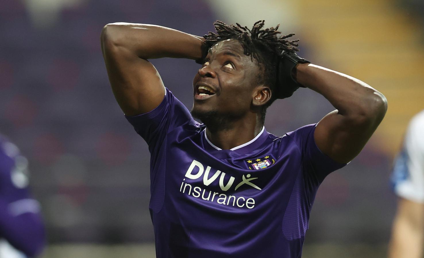 Il n'a pas manqué grand-chose, mais Anderlecht perd encore des plumes.