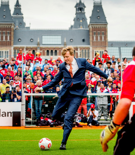 Nijmegen krijgt eigen voetbalteam voor daklozen
