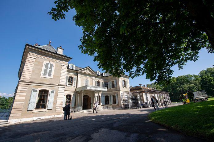 La Villa La Grange.
