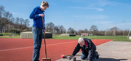 Atletiekclub Sisu in Almelo schrapt een discuskooi