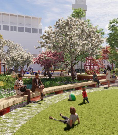 'Met dit nieuwe marktplein gaat Hengelo een geweldige toekomst tegemoet'