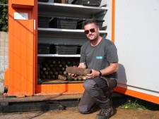 Genoeg springstof om flatgebouw te laten wankelen: EOD laat tientallen granaten ontploffen in Liessel
