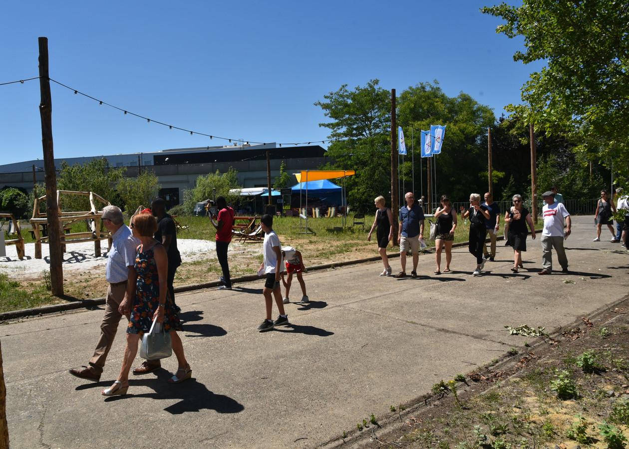 Vorig jaar al was de Asiat-site het decor van tal van zomerse activiteiten.