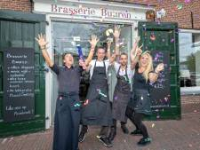 Oud-winnaar Brasserie Buuren inAlphen wil nog een keer de Pollepel winnen