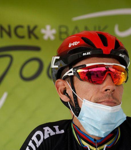 Philippe Gilbert va discuter avec l'UCI et les organisateurs pour plus de sécurité