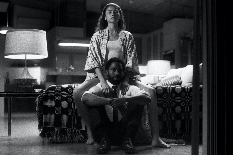 Malcolm & Marie Beeld Netflix