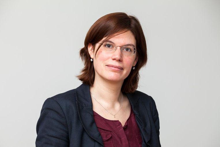Louise van Schaik Beeld Clingendael