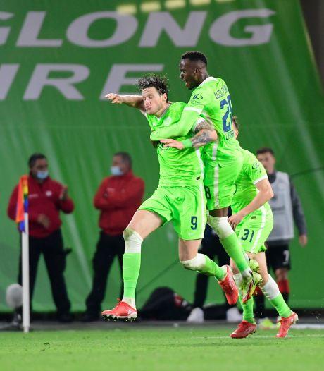 Lammers en Weghorst scoren bij gelijkspel, Haaland op 68 goals in 67 duels voor Dortmund