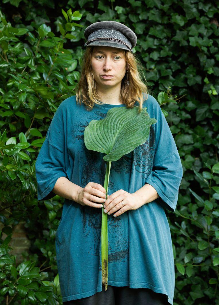 De Amsterdamse kunstenaar en performanceartiest Melanie Bonajo (Heerlen, 1978) is door een internationale jury geselecteerd om Nederland te vertegenwoordigen op de 59ste Biënnale van Venetië in 2021. Haar werk zal te zien zijn in de 13de-eeuwse Chiesetta della Misericordia. Beeld Koos Breukel
