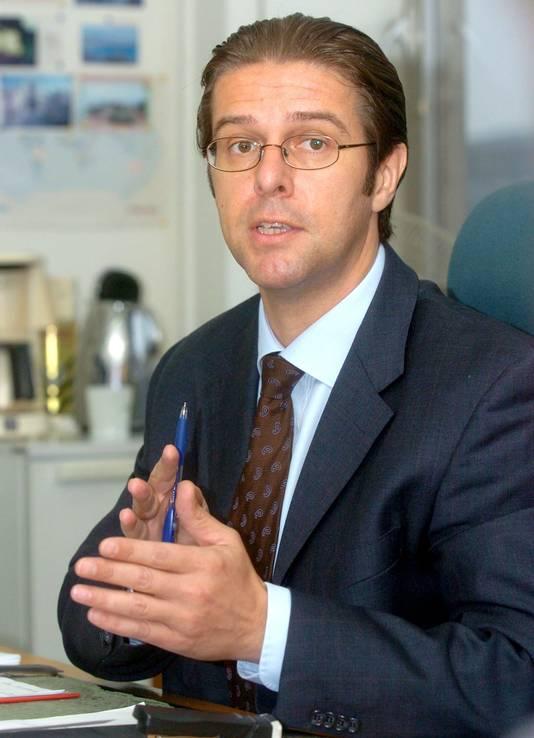 De gewraakte onderzoeksrechter Wim De Troy.