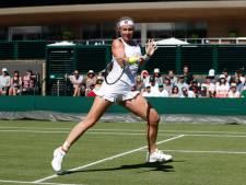 Bertens wacht Oekraïens talent op Wimbledon, loodzware loting Griekspoor