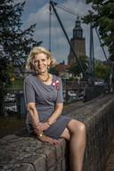 Reinildis van Ditzhuyzen: 'Hoe we elkaar na de coronatijd begroeten? Dat valt niet te voorspellen'.