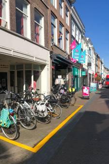 Nog dit jaar oplossing voor fietsenchaos op Oudestraat in Kampen