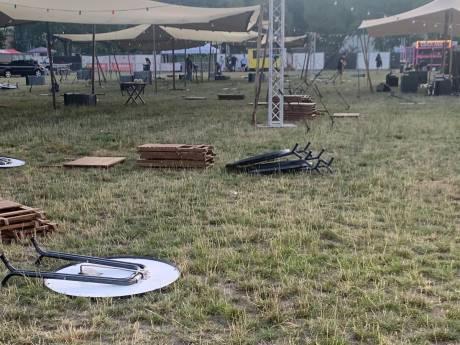 'Oude zeikbejaarde' kan borst natmaken na afbreken van festival in Apeldoorn