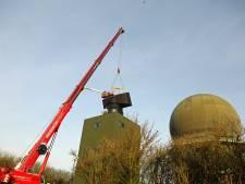 Dit is de radar die Defensie ook in Herwijnen wil neerzetten