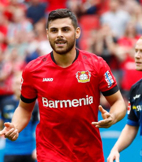 Kwetsbaar Leverkusen klopt promovendus, Weghorst trefzeker voor VfL Wolfsburg