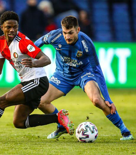 Vitesse en Feyenoord in het nieuwe seizoen: De rollen zijn volledig omgedraaid