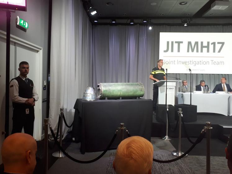 JIT: Raket die MH17 neerhaalde was van 53e Russische brigade
