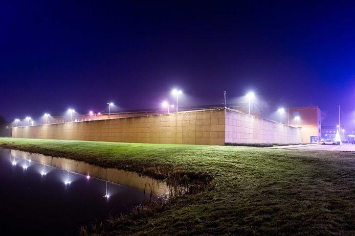 De Penitentiaire Inrichting in Zwolle.