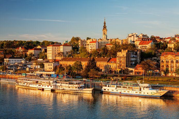 In de Servische hoofdstad Belgrado werd opnieuw de noodtoestand afgekondigd.