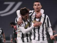 Un Ronaldo des grands soirs permet à la Juve de remonter sur le podium