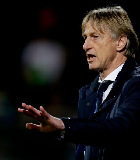 Adrie Koster: 'We speelden sommige fases erg goed'