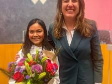 Angel (12) nieuwe kinderburgemeester van Amsterdam: 'Is dit een droom?'