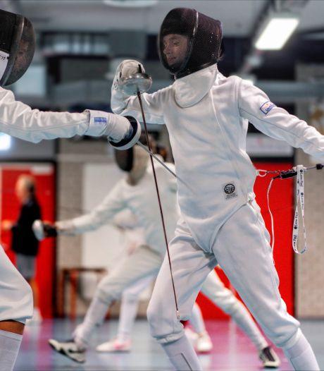 Schermclub Den Bosch haalt prijs na prijs binnen met eigen 'Max Verstappen'