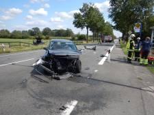 Bestuurders lichtgewond na botsing op L608 bij Vreden