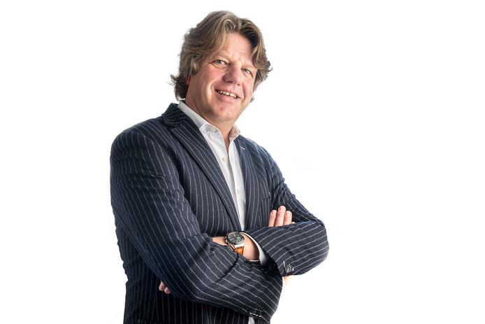 Journalist Gerben Kuitert