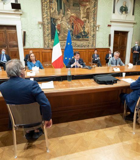 Restrictions renforcées en Italie, notamment en Sicile