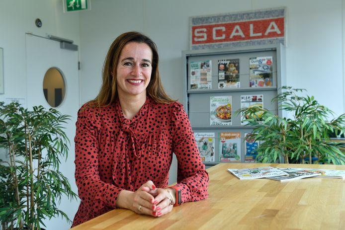 Ashja Bosboom is klaar voor het ontwikkelen van een nieuw tijdschrift of een overname.