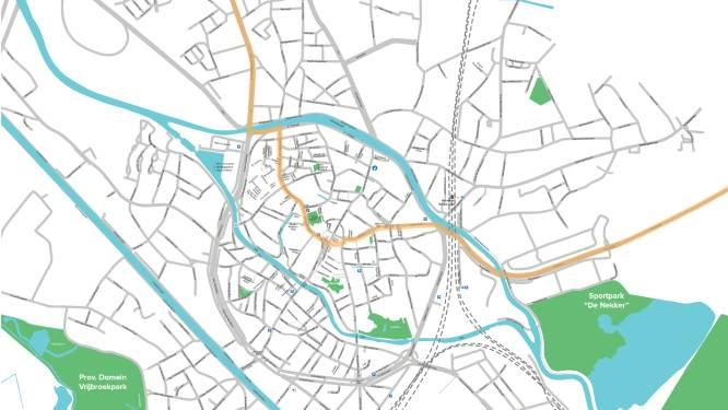 Parcours WK-wielerfeest snijdt Mechelen drie dagen in twee