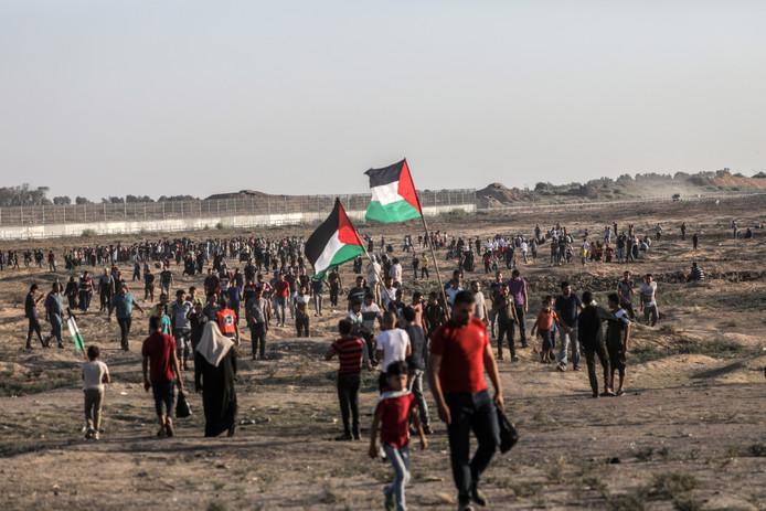 Frontière entre Israël et Gaza (6 septembre 2019)