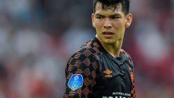 Transfer Talk. Lozano naar Napoli voor 40 miljoen euro - Anderlecht leent Sá (met aankoopoptie) uit aan Huesca