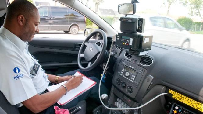 Zowat 1 op 3 bestuurders rijden te snel op Tremelosesteenweg