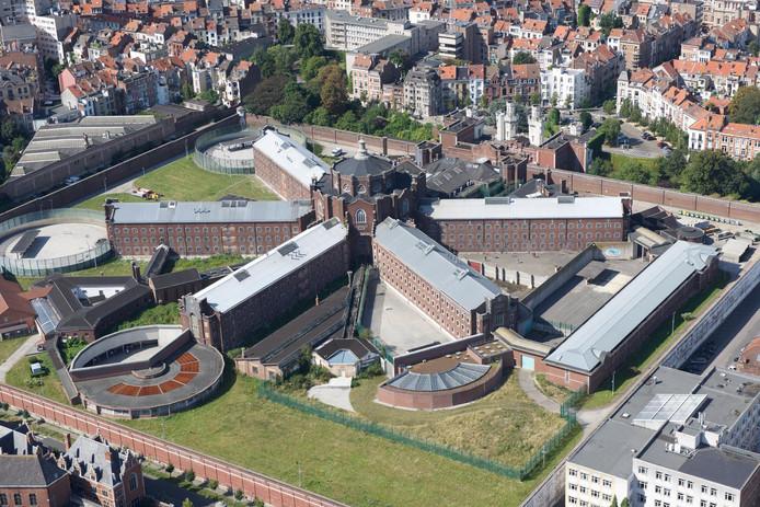 La prison de Saint-Gilles.