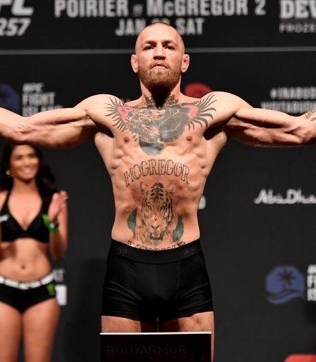Conor McGregor verdubbelt zijn vermogen met verkoop whiskeymerk