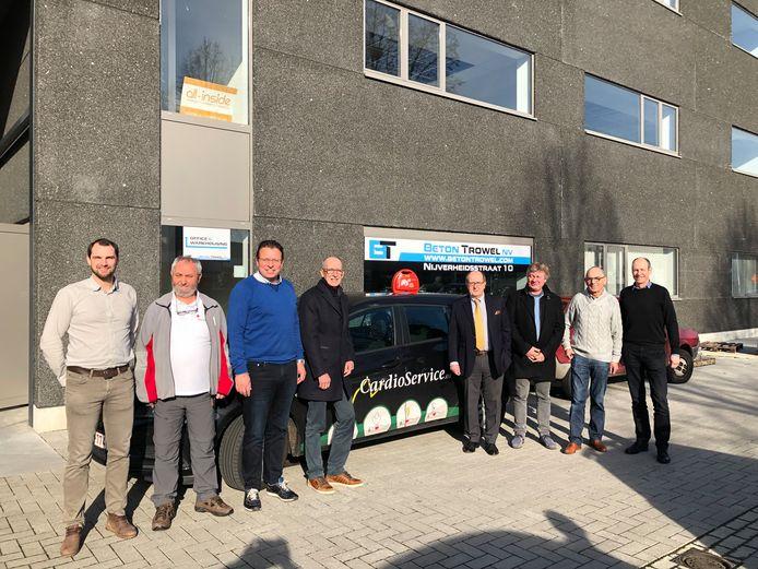 De Ondernemers Groep Londerzeel (OGL) schaft 25 AED-toestellen aan via een groepsaankoop.