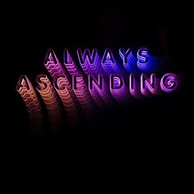 Always Ascending - Franz Ferdinand Beeld rv