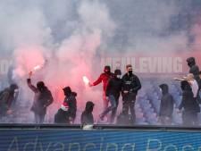 Samenvatting | RKC is kansloos bij Feyenoord, waar supporters tijdens het duel de Kuip binnendrongen