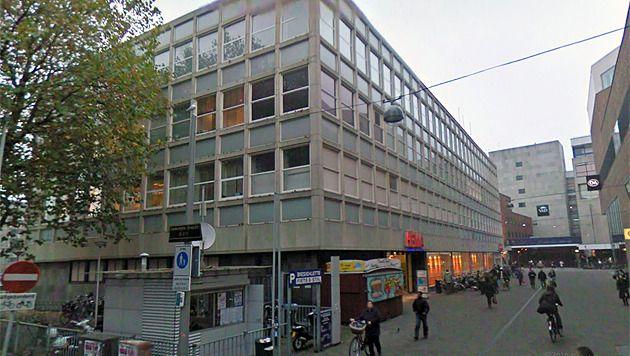 Het Haagse filiaal van de Hema waar het incident plaatsvond.