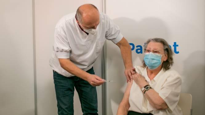 Vaccinatiegraad van 65-plussers bedraagt al meer dan 97%