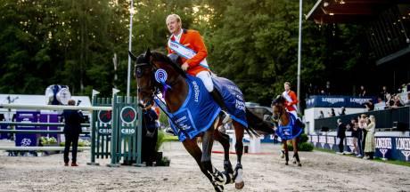 De begeerde olympische plek is alsnog voor ruiter Willem Greve: 'Ik ben er beduusd van'