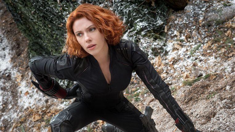 Scarlett Johansson als Natasha Romanoff, alias Black Widow Beeld Marvel Studios