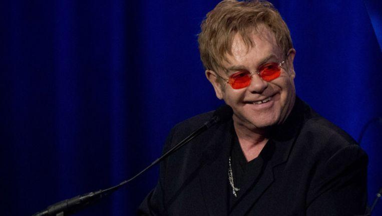 Elton John. Beeld AP