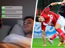 """Zinho Vanheusden: """"Je reviendrai plus fort que jamais... à nouveau!"""""""
